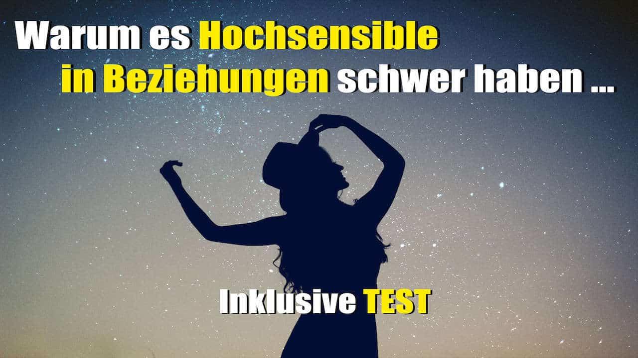 hochsensibel test