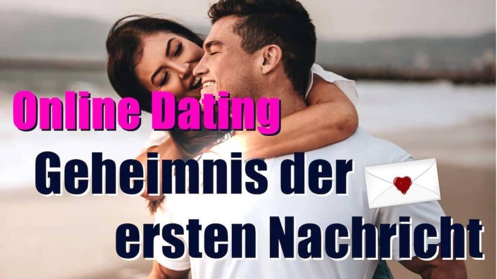 Online dating anschreiben